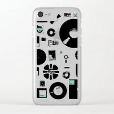 Data Clear iPhone Case