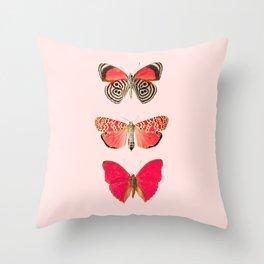 Butterflies Decor art Throw Pillow