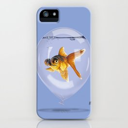 Inflated (Colour) iPhone Case