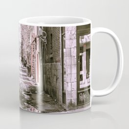 Montreal - Alley Coffee Mug