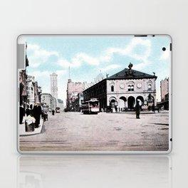 ca 1900 Herald Square New York City Laptop & iPad Skin
