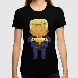 Donald Trump - Award for Writing Good T-shirt
