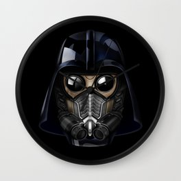 Star Darth lord Vader gas mask iPhone 4 4s 5 5c 6, pillow case, mugs and tshirt Wall Clock