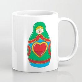 Matroska Coffee Mug
