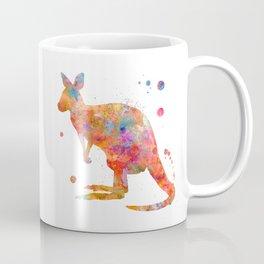 Colorful Kangaroo Coffee Mug