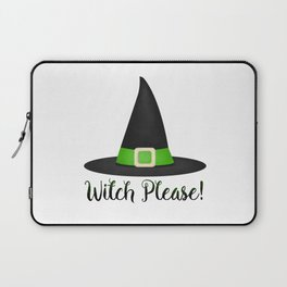 Witch Please! Laptop Sleeve