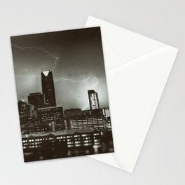 CITY OF THUNDER Stationery Cards
