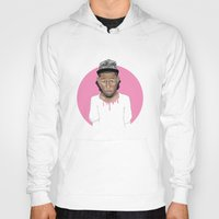 tyler the creator Hoodies featuring Tyler the Creator by Gabi Hastings