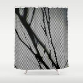 Tree Feed 01 Shower Curtain