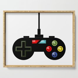 Gaming Controller Design Serving Tray