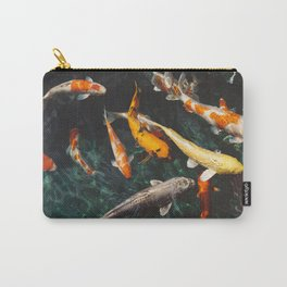 Koi Swarm Carry-All Pouch