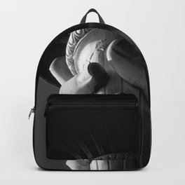 shot on film .. liberty's grip Backpack