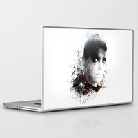 mad max Laptop & iPad Skins featuring Mad Max Furiosa by ururuty