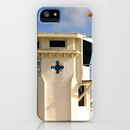 Laguna Beach Lifeguard Tower iPhone Case