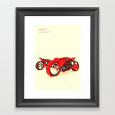 BIXE.CB12 Framed Art Print