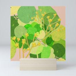 Leopard Plant Mini Art Print