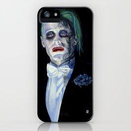 Joker Suicide Squad iPhone Case