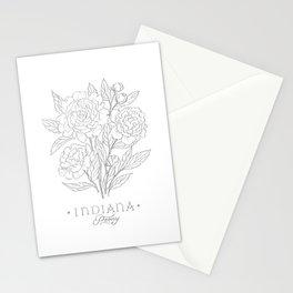 Indiana Sketch Stationery Cards