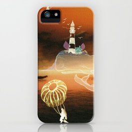 Out of Imagination iPhone Case