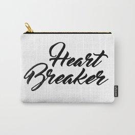 Black Dragon Heartbreaker Design Carry-All Pouch