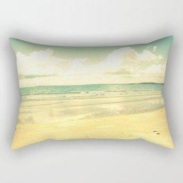beachrace Rectangular Pillow