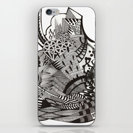 abstract vol 1 iPhone Skin