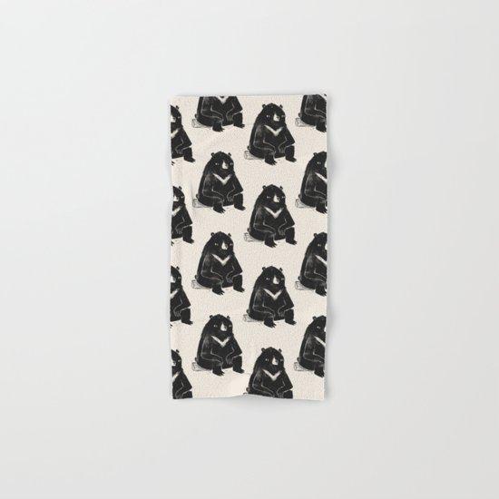 logbear Hand & Bath Towel