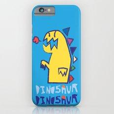 yellow dinosaur Slim Case iPhone 6s