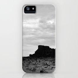 Ruinas B&W iPhone Case