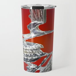 Silver Wings... Travel Mug