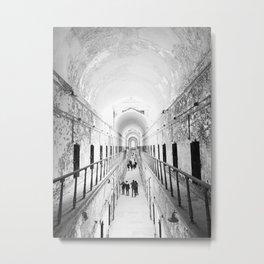 Penitentiary Metal Print