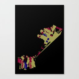 undercover Canvas Print