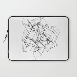 Geo Tactic 3, Sketch Laptop Sleeve