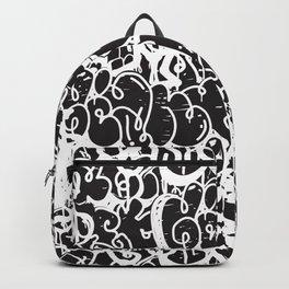 Graffiti illustration 01 Backpack
