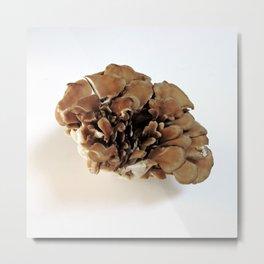 Maitake Mushroom Metal Print