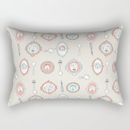 Spoon Koalas Rectangular Pillow