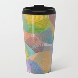 Abstract 102 Travel Mug