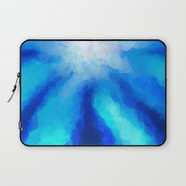 Tropical Sea Flower Laptop Sleeve