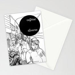 Midding City Stationery Cards