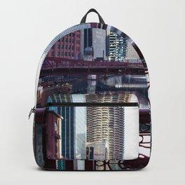 Chicago River Walk Backpack