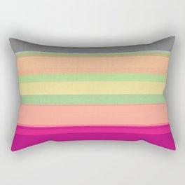a beautifully corrupted file Rectangular Pillow