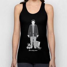 Tim (Cameo One Shot) Unisex Tank Top