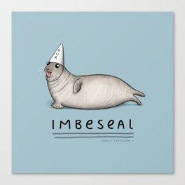 Imbeseal Canvas Print