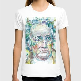 JOHANN WOLFGANG VON GOETHE T-shirt