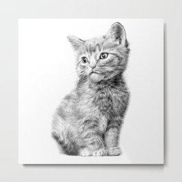 sweet cat - dolce gatto - chat doux - gato dulce Metal Print