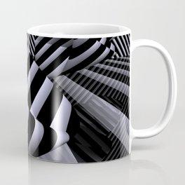 Steiner's Surface in OpArt-design Coffee Mug