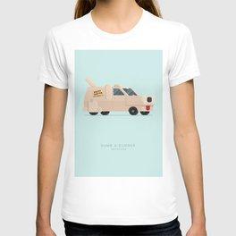 Dumb and Dumber  | Famous Cars T-shirt