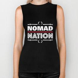 Nomad Nation Biker Tank