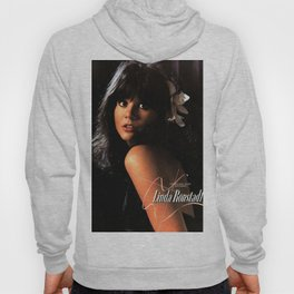 LINDA RONSTADT Hasten Down the Wind Promo 1976 Hoody