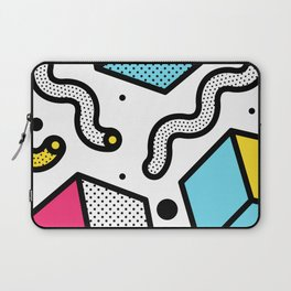 Memphis Pop-art Pattern II Laptop Sleeve